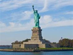 Someday I must see Lady Liberty in person.....I got a post card from my Aunt when she went there about 35 years ago and wanted to go ever since!