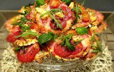 Tinskun keittiössä: Helpot ja nopeat Friggs välipalapizzat