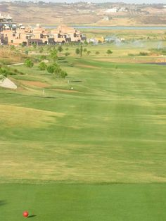 Club de Golf Costa Esuri #golf, #Huelva