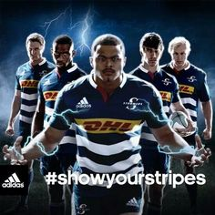 #showyourstripes Rugby, Adidas, Sports, Tops, Hs Sports, Sport, Football