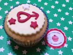 50's Cupcakes: Cupcakes Animé, Sailor Moon