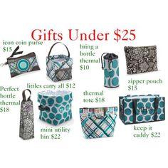 www.MyThirtyOne.com/31ByV   Gifts from thirty one under $25. MyThirtyOne.com/31ByV
