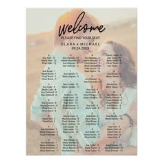 Useful Wedding Event Planning Tips That Stand The Test Of Time Reception Seating Chart, Seating Chart Wedding, Seating Charts, The Wedding Date, Wedding Couples, Wedding Ideas, Wedding Decorations, Wedding Signs, Wedding Table