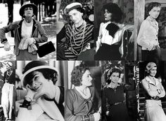 """Fashion fades, only style remains the same"" Coco Chanel"