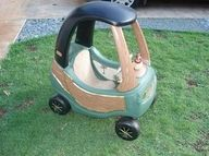 little tikes upcycle