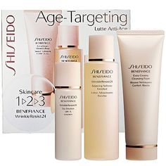 Shiseido Skincare 1 2 3 Benefiance WrinkleResist24 ** Read more reviews of the product by visiting the affiliate link Amazon.com on the image.