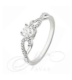 El solitario Modelo Duyos 6 es un espectacular diseño de solitario de diamantes realizado por el creador de moda Juan Duyos. Es un anillo de compromiso de oro de Primera Ley protagonizado por un diamante que le confiere un diseño elegante y sencillo.