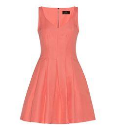 Cue - Product Details - Shape Neckline Dress