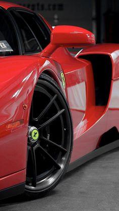 Visit The MACHINE Shop Café... ❤ Best of Ferrari @ MACHINE ❤ (Classic Ferrari Enzo Supercar)