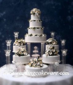170 Best Wedding Cakes Images Fountain Wedding Cakes Elegant