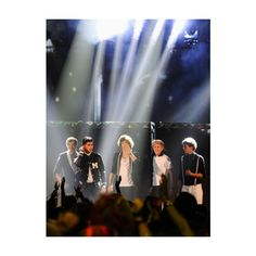 One Direction at the KCAs! ❤ liked on Polyvore featuring one direction