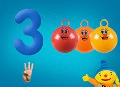Rekenprikkels - 3 skippyballen