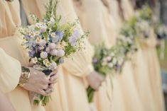 bohemian wedding wild flower bouquet   Wildflower-bouquet-at-outdoor-bohemian-wedding.full
