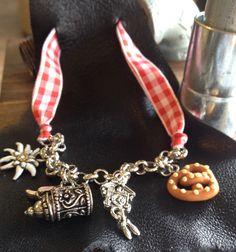 Oktoberfest Charm Necklace