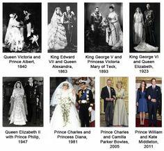 thefeministbride:  British Royal Weddings