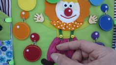 "beautiful clown with hooks; Книжка "" Летнее настроение""! - Babyblog.ru"