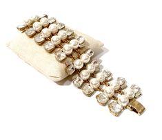 Vintage Silver Ball Bracelet Mid Century Silver Ball Bracelet Gift for Her 1970s Double Strand Matte Silver Finish Ball Chain Bracelet