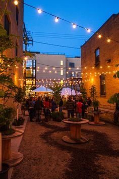 I recently organized Alley Fair, an event aimed to activate the alleyways of downtown Fargo with food, music, and art. It was amazing to see both our vision and brand come to life. Find out more about our event by clicking the pin.