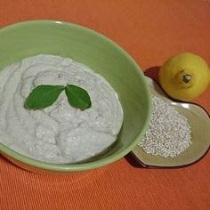 Hummus de quinoa
