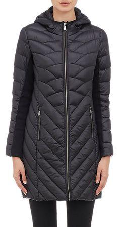 Barneys New York Packable Long Puffer Jacket - Down/Puffer - Barneys.com