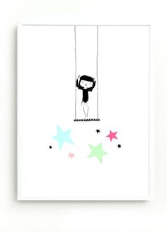 little trapeze artist by PIECE OF LOVE http://pieceoflovestudio.blogspot.com/
