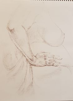 Yulia's drawing of Gloria's hand  Chubotin.com Figure Drawing, Abstract, Drawings, Artwork, Summary, Work Of Art, Auguste Rodin Artwork, Sketches, Artworks