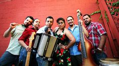 Named for the patron saint of musicians, La Santa Cecilia has deep roots in the immigrant community of Los Angeles. Yet the band's six members draw inspiration not only from their rich heritage, but also from their everyday lives growing up embedded in American culture.