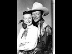 Happy Trails - Roy Rogers & Dale Evans with The Whippoorwills