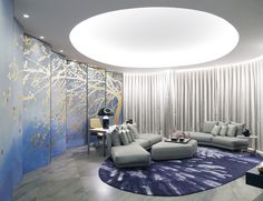 Opus Hong Kong- Yabu Pushelberg is shortlisted in the International Hotel and Property awards 2013 in the Apartment category
