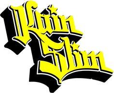 Logo for rap-artist - unused unfortunately...
