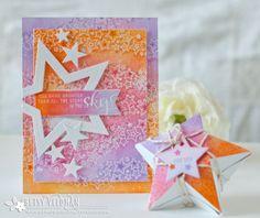 Purple-orange-stars