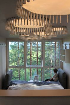 Treehouse hotel rooms in Sweden