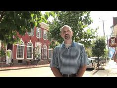 Huntingdon Town Trek Stop 4: Architecture and the Civil War