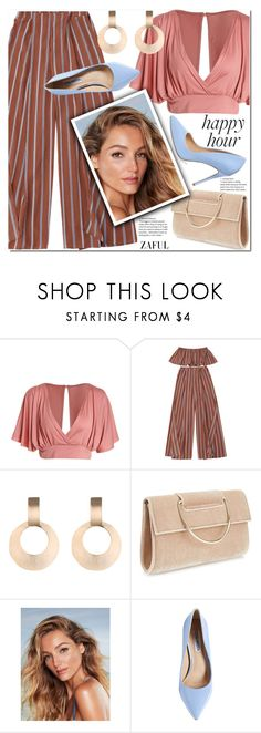 """""""Happy Hour"""" by duma-duma ❤ liked on Polyvore featuring Miss Selfridge, Steve Madden, vintage and happyhour"""