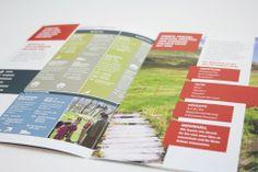 Für das Haslital im Berner Oberland haben wir ein neues Konzept für die Erlebnis- und Infor-Guides mit visueller Führung durch Icons gestaltet und umgesetzt. Die Guides finden bei den Besuchern des Haslitals guten Anklang informieren über die vielen Möglichkeiten der schönen Region.