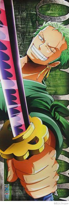 One Piece、海贼王 索隆