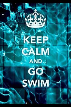 Swimming. Because someday I might have to give up running.