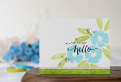 A Simple Hello!!