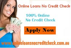 Are you looking for some extra fund for any urgent expenditure? Online loans no credit check is the best solution for you to deal with your requirements. This loan service offers you to apply online and get cash within 24 hours.  With us, no need to take the worry for paperwork. So, Apply online!