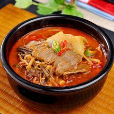 육개장(Yukgaejang), A Spicy, Soup-Like Korean Dish, Republic Of Korea   My favorite soup!