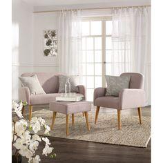 miavilla sitzbank mila mit lehne retro look altrosa home pinterest altrosa sitzbank. Black Bedroom Furniture Sets. Home Design Ideas