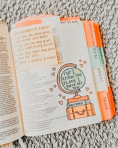 Bullet Journal Writing, Bible Study Journal, Scripture Study, Bible Art, Bible Drawing, Bible Doodling, Bible Verses Quotes, Bible Scriptures, Cute Bibles