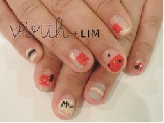 cat-and-polka-dot-nails-bmodish.png (489×367)