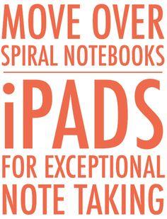 Notetaking apps