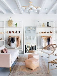 Design-Ideas-You-Need-To-Try/ garage boutique, clothing boutique interior, boutique Home Design, Shop Interior Design, Retail Design, Design Ideas, Design Design, Design Shop, Interior Ideas, Boutique Design, Boutique Decor
