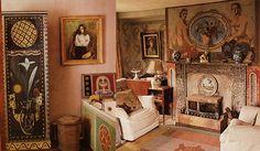 Charleston Farmhouse--Bloomsbury. Duncan Grant.