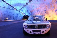 Back to the ice age Starring: Alfa Romeo Gta by ulfbot #design