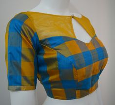 SpicyTrendz brings you the online blouse stitching service at your door step. Designer Blouse