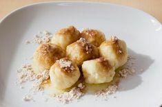 Co bude dobrého?: Jablečné knedlíčky
