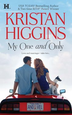 The original cover. To read an excerpt, visit http://www.kristanhiggins.com/KH-My-One-and-Only.html